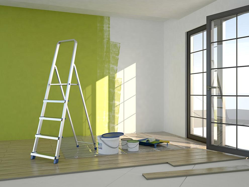 entreprise de peinture intérieure Grenoble 38,
